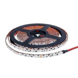 LED S-STRIP 2835 IP20 60LEDs/m, 6mmW DC12V, 7.2W/m 5m/roll ЗЕЛЕН