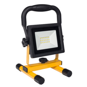 20W LED PORTABLE RECHARGEABLE SMD FLOODLIGHT 1200LM 6000K - IP44