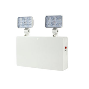 LED EMERGENCY LIGHT 3.6V 3000mAh 3-hours Emergency Duration with 2h self test